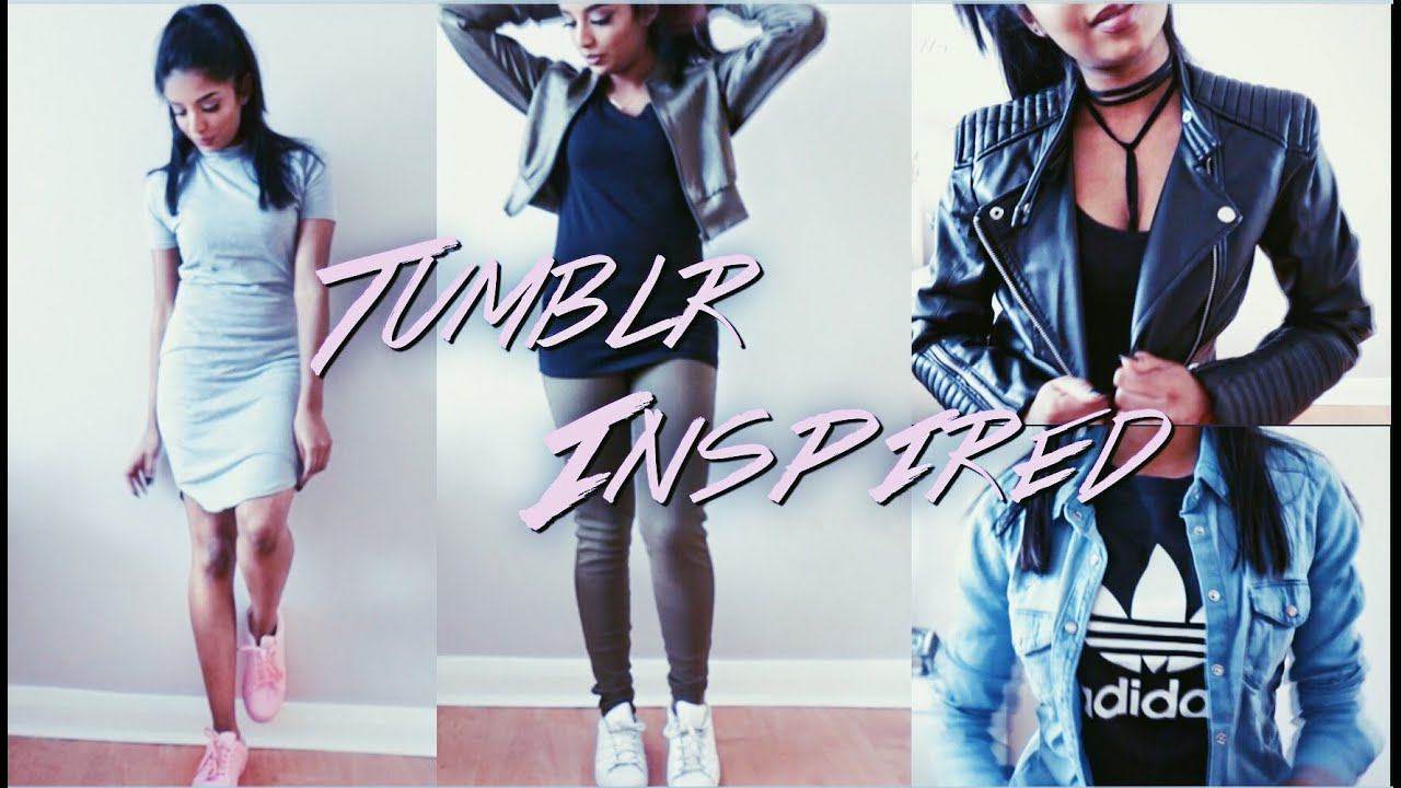Spring Summer Lookbook Tumblr Inspired Outfit Ideas