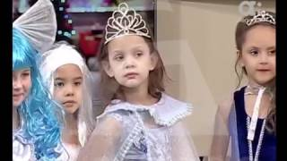 Шикарные новогодние костюмы для детей