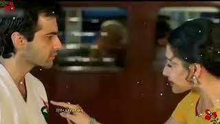 Meri aankhon mein Jale tere khwabon Ke diye ( movie _ Sirf Tum ) 😘 love story whatsapp status