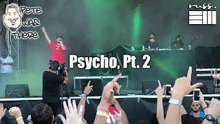 Russ - Psycho, Pt. 2 (ACL Music Fest, Austin, TX 10/07/2017) HD