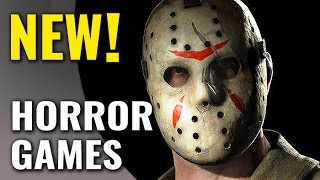Top Upcoming Horror Games of 2016