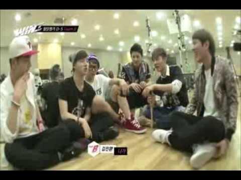 [ENG] WIN: TEAM B CAMERA PRANK TO JINHWAN