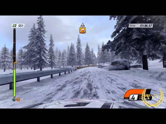 WRC 4 Sweden - Dawn