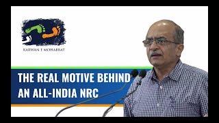Gambar cover The Real Motive Behind an All-India NRC