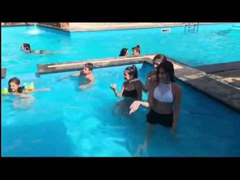 Типы армян в бассейне 🏊