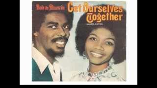 Bob Andy & Marcia Griffiths  ---  Get ourselves together     full V