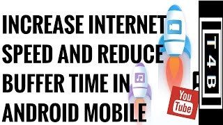 How to Increase Internet Speed in Android mobile | Save Data Usage while Watching NetFlix Youtube(how to speed up internet speed in android mobile If you found this video useful, give it like Leave comment below your thoughts And → Share it with your ..., 2015-09-28T18:00:00.000Z)