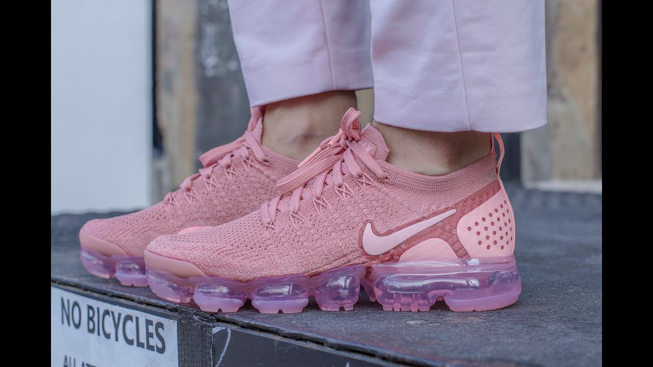 73480abe2970c 🔥 Sneakers Addict - Nike VaporMax Flyknit 2.0 - Part 1 -  Melleacd ...