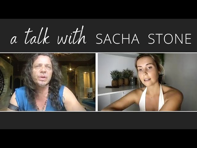 Sacha Stone — We Are Consenting to Our Life Force Being Harvested