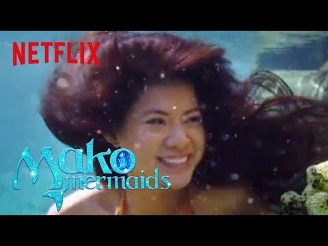 Mako Mermaids: An H2O Adventure  Theme   Netflix
