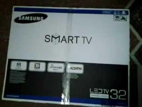 "Обзор LED телевизор 32"" Samsung UE-32F4510AK"