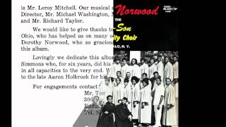 """The Neglected Children"" Dorothy Norwood and The Var-Son Community Choir"