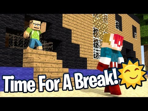 WE NEED A BREAK - Minecraft Evolution SMP #47