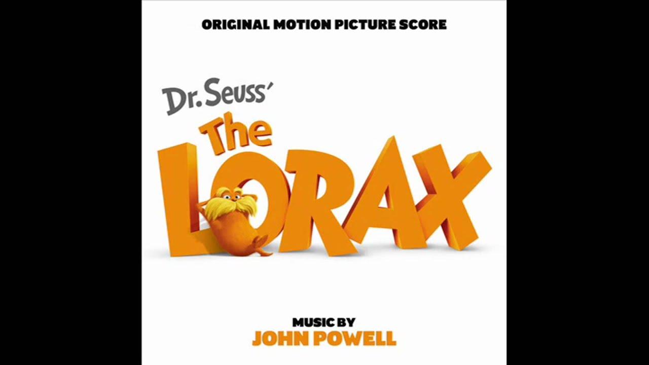 The Lorax Soundtrack  Truffula Valley Fantasy Hd