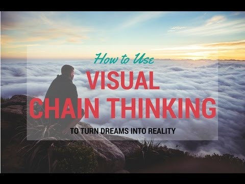 Entrepreneur Journey: How to Use Visual Chain Thinking to Turn Dreams Into Reality