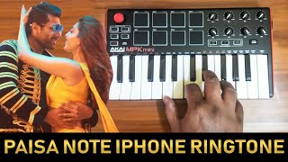 Comali - Paisa Note Peppy Song | iPhone Ringtone By Raj Bharath | Download link in description