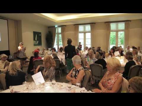 Elizabeth Bessant  - Kensington Chelsea Women's Club 2016