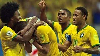 Brazilian Magic ● Neymar | Douglas | Willian 2016