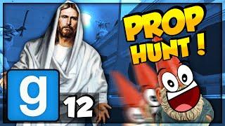 JEŽÍŠ! (GMod Prop Hunt) #12