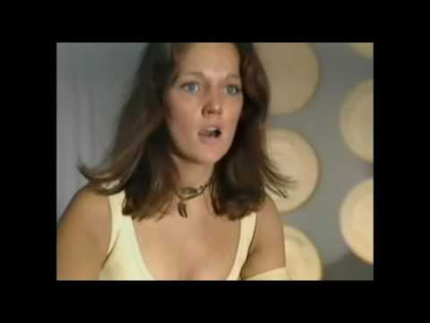 The Invincible Leela  Louise Jameson  A Day In The Life Of Doctor Who Stars