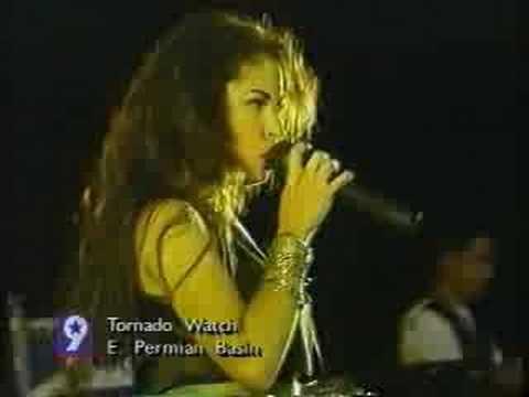 Selena Si Una Vez Odessa, Tx