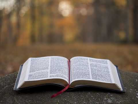 (Dramatized Bible) Book of Job Chapter  37