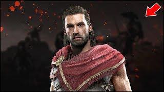 FEHLER in Assassin's Creed Odyssey - Alexios ist FALSCH