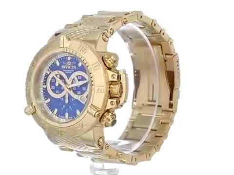 160148f9791 Invicta Men s 14501 Subaqua Noma III Imports Relógios SSA - YouTube
