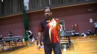 Adachi ku Tokyo Table tennis Tournament Apr 2013