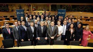 EU40 Young Members of Parliament Forum 2017 (HD)