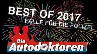 Best of 2017 - Crime-Spezial | Fälle für die Polizei | MB-Auspuff-Diebstahl & ausgeschlachteter BMW