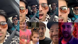 Joe Jonas, Kevin Jonas live stream with family and friends (4.11.19)
