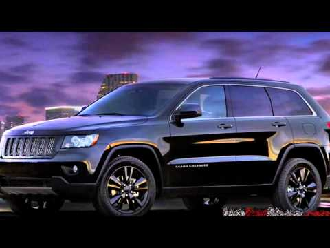 2012 Jeep Grand Cherokee Concept On 20 4x4 Youtube