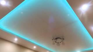 натяжной потолок со скрытой подсветкой(Описание., 2014-03-18T12:54:20.000Z)