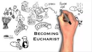 Sketchy Catholicism: Becoming Eucharist