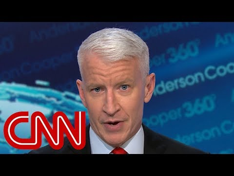 Anderson Cooper: Is this about payback or not?