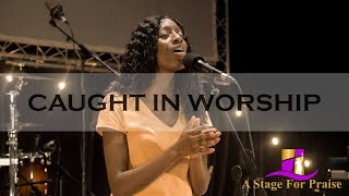 Vanessa Aman - Miracle Working God (Spontaneous Worship) | Caught In Worship