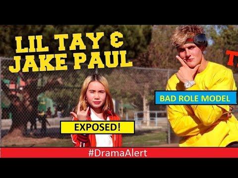 Jake Paul Tells Kids Not To Listen To Teachers! #DramaAlert Lil Tay EXPOSED! Team 10 Member Left!