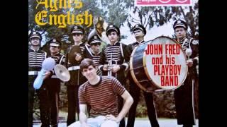AGNES ENGLISH , JOHN FRED & HIS PLAYBOY BAND , 1967 VINYL LP