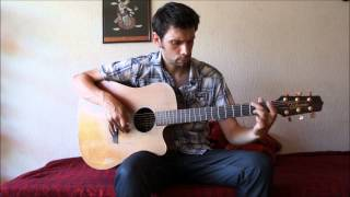 guitare folk musique 2016 - steel-string guitar acoustic music solo