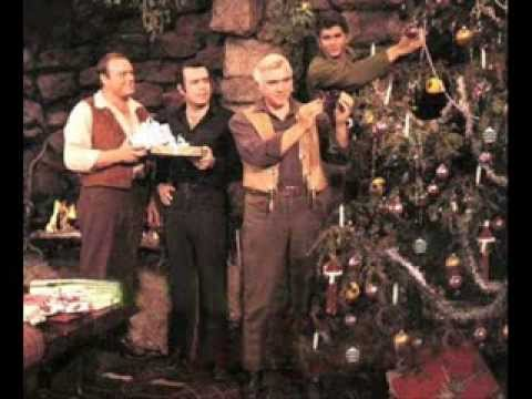 Bonanza: Christmas on the Ponderosa FULL ALBUM WITH PICTURES - YouTube
