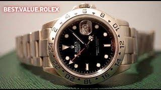 My New Rolex...ROLEX EXPLORER II 16570 Watch Review - Best Value Rolex Under $5000?