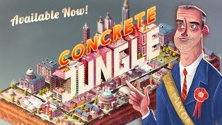 Concrete Jungle Launch Trailer