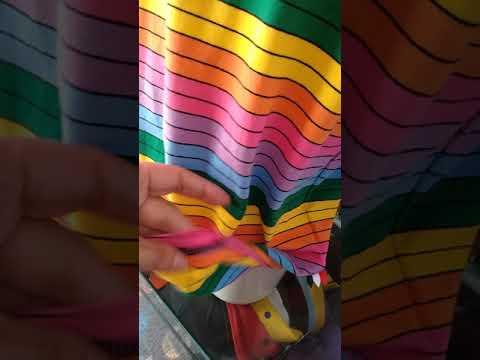 b10ecb10b44 Camiseta Lacoste Arco Íris - YouTube