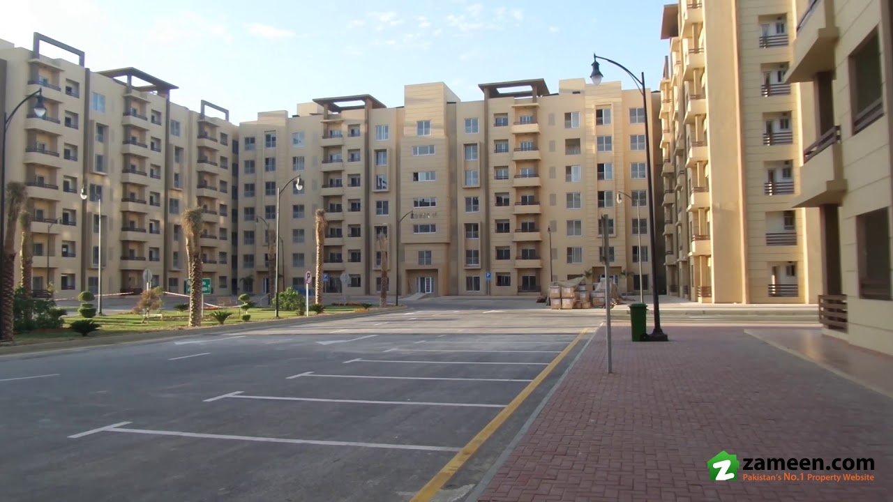 2 Bed Bahria Apartments In Town Karachi
