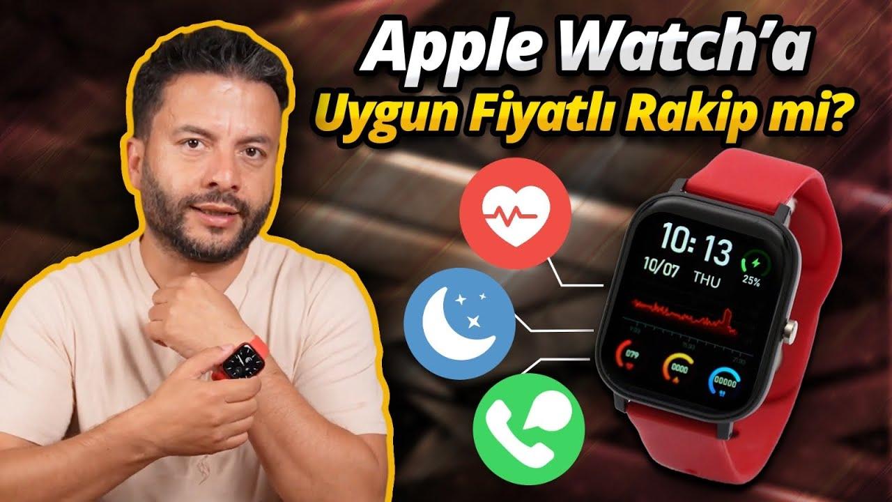 299 TL'ye Apple Watch özellikleri! - Daniel Klein DT36 inceleme!