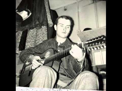 Tom Paxton - Train for Auschwitz (Live 1961)