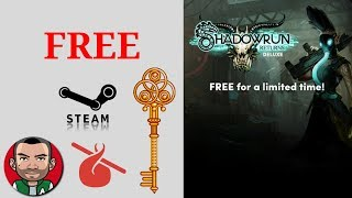 ❌(ENDED) FREE Game Alert - Shadowrun Returns Deluxe (Steam Key) 48 Hours ONLY