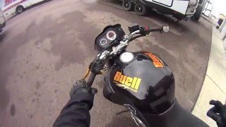 punched in the face buell xb12