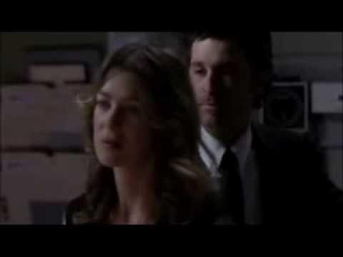 Meredith and Derek Extended Exam Room Scene